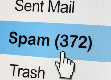 Five Things to Stop Receiving Spam Spam from your Website